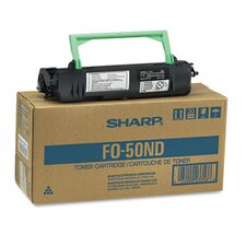 FO50ND Toner/Developer Cartridge, Black
