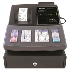 <strong>Sharp</strong> SHRXEA207 Cash Register, Thermal Printing, Graphic Logo Creation On Receipts