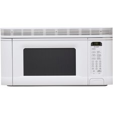 1.4 Cu. Ft. 950 Watt Over the Range Microwave Oven