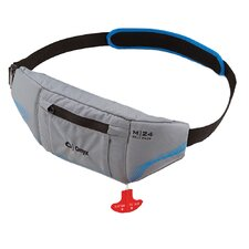 M 24 SUP Belt Pack Manual Inflatable PFD in Grey