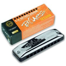 Blues Session Standard Harmonica