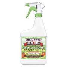 Vegetable Garden Insect Killer
