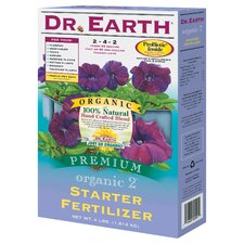 <strong>Dr. Earth</strong> Organic Starter Fertilizer (4 Lbs)