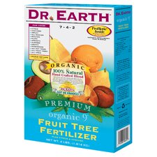 Organic Fruit Tree Fertilizer (4 Lbs)
