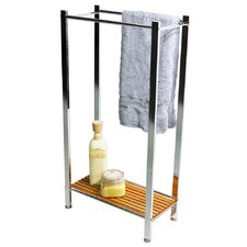 Bathroom Towel Rail / Storage Shelf