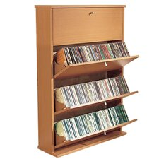 <strong>Techstyle</strong> CD Media Storage Cabinet