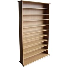 CD / DVD / Blu-ray Media Storage Shelves