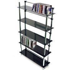 5 Tier DVD / CD / Media Storage Tower