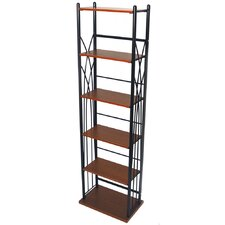 100 DVD / 150 CD Shelves Storage Tower