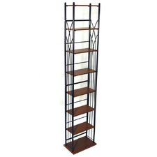 140 DVD / 210 CD Storage Tower Shelves
