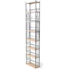 140 DVD / 210 CD Shelves Storage Tower