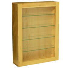 Collection Wall Display Cabinet