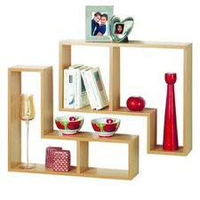 Twin Display / Storage Shelves 2 Piece Set