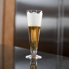 Beer Tritan Footed Pilsner Glass (Set of 6)