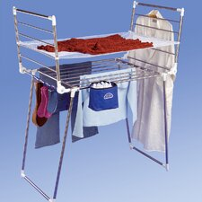Herkules Extendable Drying Coat Rack