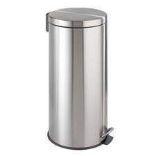 30 Litre Easy Close Pedal Rubbish Bin