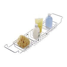 Stainless Steel Extendable Bathtub Tray