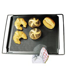 "60"" Non Stick Crispness Tray in Black"