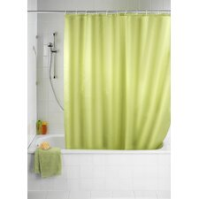 Anti Mould Single Colour Shower Curtain