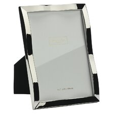 Photo Frame Silver Plate Wave Frame