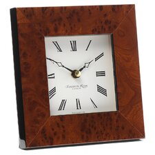 Marquetry Photo Frame Clock