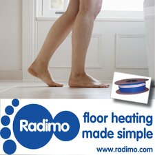 Radicable 240V Under Floor Heating System