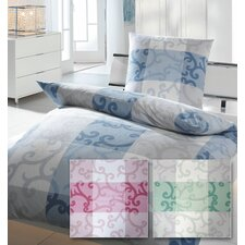 Lena Warp Knitted Terry Bed Linen
