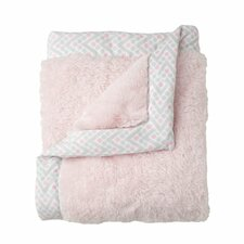 Just Born® Cuddle Plush Blanket