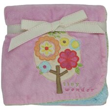 Jill McDonald Lullaby Breeze Fleece Blanket