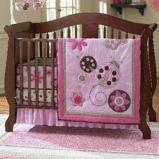 Just Born 4 Piece Crib Bedding Set