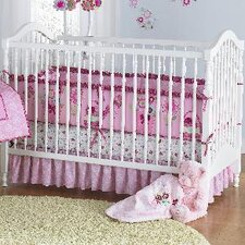 Just Born® 4 Piece Crib Bedding Set