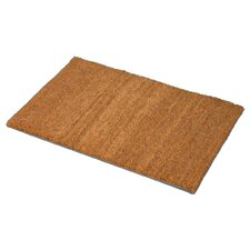 Manor PVC Bck Coir Indoor / Outdoor Mat