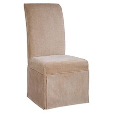 Classic Seating Chenille Skirted Slipcover