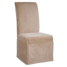 <strong>Powell Furniture</strong> Classic Seating Chenille Skirted Slipcover
