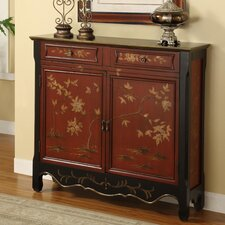 2 Door 2 Drawer Console