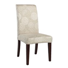 <strong>Powell Furniture</strong> Parson Chair Slipcover