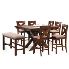 Kraven 6 Piece Counter Height Dining Set