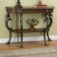 Masterpiece Wild Horses Console Table