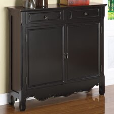 <strong>Powell Furniture</strong> Two Door Console Table