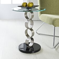 Circles End Table