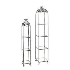 <strong>Powell Furniture</strong> Reflections Etagere 2 Piece Set