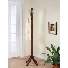 <strong>Powell Furniture</strong> Merlot Coat Rack