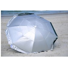 6' Dual Canopy Beach Umbrella
