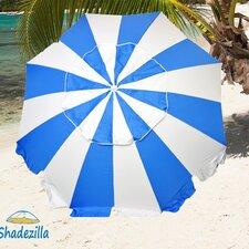 8' Fiberglass Beach Umbrella