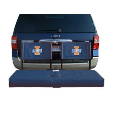 NCAA Tailgate Hitch Seat Cover