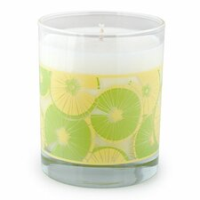 Zuz Design Lime and Lemon Candle