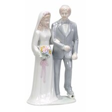 Jewish Wedding Figurine
