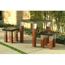 <strong>Modern Outdoor</strong> Kenji Bar Set