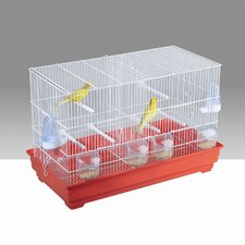 Cova 65 Canary Cage in White