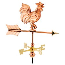 <strong>Good Directions</strong> Cottage Weathervane Rooster